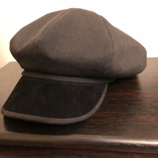 カシラ(CA4LA)のCA4LA カシラ キャスケット 帽子  ブラック(キャスケット)