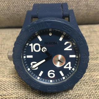 ニクソン(NIXON)のNIXSON 腕時計 ネイビー (腕時計(アナログ))
