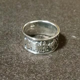 送料無料 24号 silver 十二星座のモチーフリング(リング(指輪))