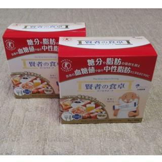 オオツカセイヤク(大塚製薬)のトクホ 賢者の食卓 60包(2箱分)(ダイエット食品)