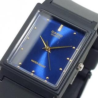 カシオ(CASIO)のカシオ CASIO クオーツ 腕時計  ブルー(腕時計(アナログ))