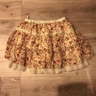 ジーエフ(GF)のスカート(ひざ丈スカート)
