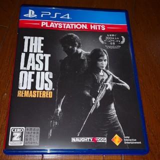 プレイステーション4(PlayStation4)のTHE LAST OF US(家庭用ゲームソフト)