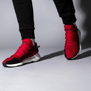 ワイスリー(Y-3)の新品・入手困難28.0㎝ Y-3 RED KUSARI adidasブースト(スニーカー)