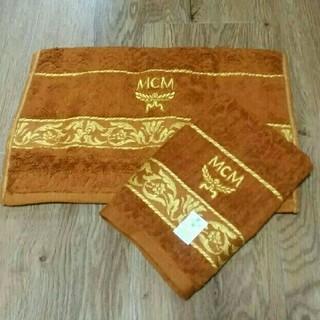 MCM タオル 2枚セット 日本製