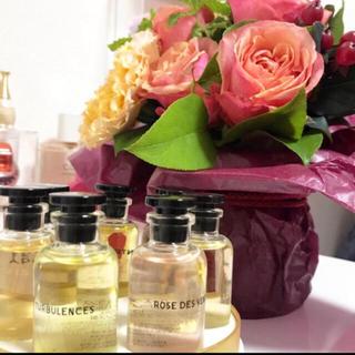 ルイヴィトン(LOUIS VUITTON)のLV♡フレグランス ミニチュア バラ売り(香水(女性用))