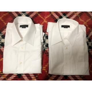 【新品,未使用】STINGROAD 長袖Yシャツ Lサイズ 形状安定 2枚組 (その他)