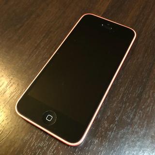アイフォーン(iPhone)のなみ様専用★iPhone 5c  ソフトバンク(スマートフォン本体)