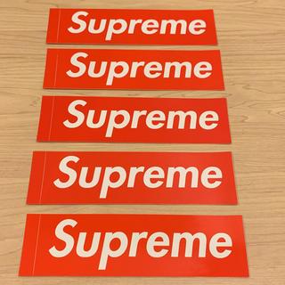 Supreme - supreme ステッカー