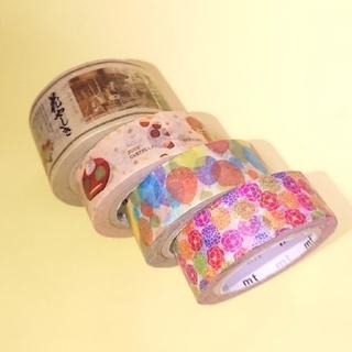 エムティー(mt)の浅草花やしき限定 mt マスキングテープ(テープ/マスキングテープ)