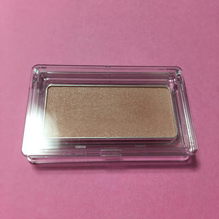 MUJI (無印良品) - 無印良品  チークカラー クリスタル RK ピンク
