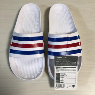 アディダス(adidas)の新品★アディダス★デュラモサンダル(サンダル)