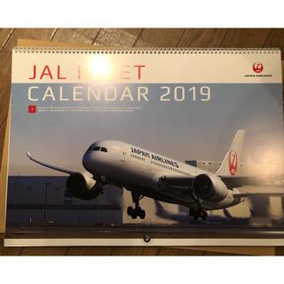 ジャル(ニホンコウクウ)(JAL(日本航空))のJAL  CALENDAR 2019(カレンダー)