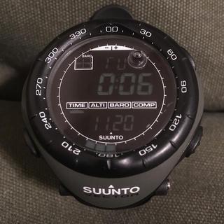 スント(SUUNTO)のSUUNTO VECTOR スント ベクター 時計 アウトドア キャンプ 登山(腕時計(デジタル))