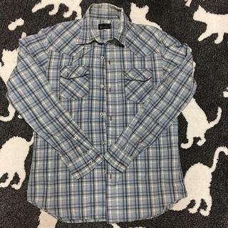 ザショップティーケー(THE SHOP TK)の新品同様‼️TK  SHOP  チェックシャツ‼️お買い得♡(Tシャツ/カットソー(七分/長袖))