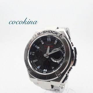 カシオ(CASIO)の【CASIO】カシオ´Gショック「G-STEEL」☆2018年「美品」☆(腕時計(アナログ))