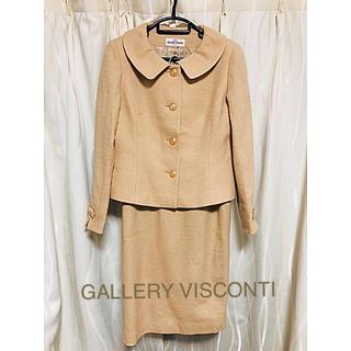 ギャラリービスコンティ(GALLERY VISCONTI)の新品 GALLERY VISCONTI 冬スーツ (9号) 訳あり価格(スーツ)