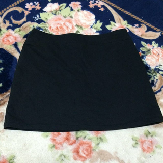 マーキュリーデュオ(MERCURYDUO)の黒タイトスカート(ミニスカート)