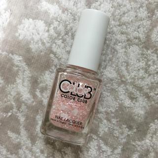 オーピーアイ(OPI)のColor Club桜ピンク♡ラメ・ホロnail colorネイルカラー(マニキュア)