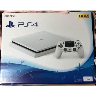 プレイステーション4(PlayStation4)のPS4本体  1TB CUH2100(家庭用ゲーム機本体)