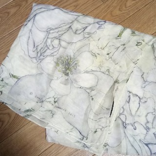 アッシュペーフランス(H.P.FRANCE)のスウォッシュロンドン Swash London シルクスカーフ(バンダナ/スカーフ)