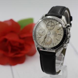 オメガ(OMEGA)の値下げ不可【アンティーク 稼働OK】オメガ スピードマスター トリプルカレンダー(腕時計(アナログ))