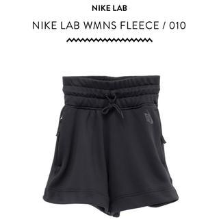 ナイキ(NIKE)のNIKE LAB WMNS FLEECE(ショートパンツ)