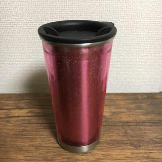 サーモマグ(thermo mug)のthermo mug💖ピンクラメ(タンブラー)