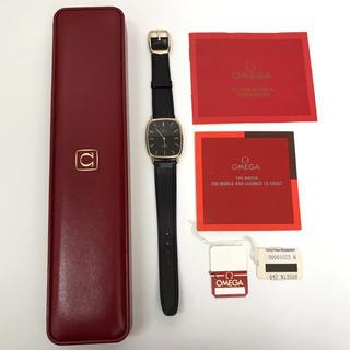 オメガ(OMEGA)の未使用 綺麗 OMEGA オメガ DE VILLE デ ビル クォーツ  (腕時計)