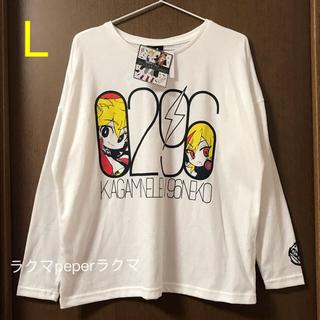 シマムラ(しまむら)の新品 鏡音レン × 96猫 コラボ ロンT(Tシャツ(長袖/七分))