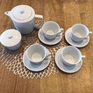 ニッコー(NIKKO)のNikko ティーセット ティーカップティーポットシュガーポットコーヒーカップ(食器)