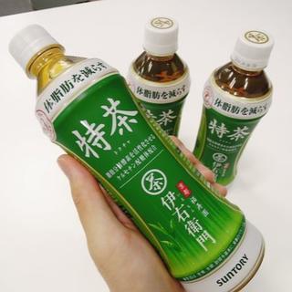 nanamingyu26  専用 訳ありサントリー 特茶 500ml(特保)4箱(茶)