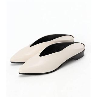 ドゥーズィエムクラス(DEUXIEME CLASSE)のALMNAE pointy low heel(ミュール)