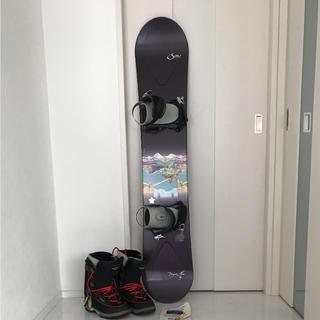 シムス(SIMS)の【セール‼︎未使用品】シムス 非売品 スノーボード バインディング ブーツ(ボード)