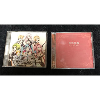 VOCALOID CD 2枚まとめ売り♡(ボーカロイド)
