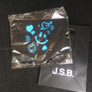 サンダイメジェイソウルブラザーズ(三代目 J Soul Brothers)の【 JSB SPK 】 LOVE Tote Bag 札幌限定 トートバック(トートバッグ)