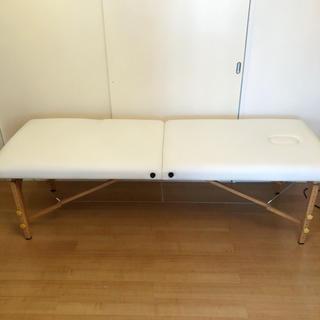 【送料込‼︎‼︎】軽量 木製 折りたたみベッド(簡易ベッド/折りたたみベッド)