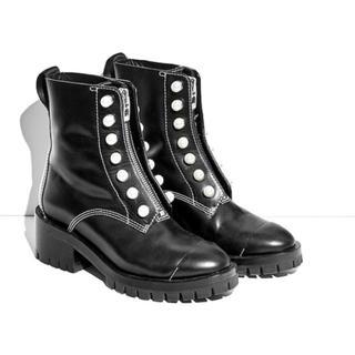 スリーワンフィリップリム(3.1 Phillip Lim)の新品未使用 スリーワンフィリップリム パール ブーツ(ブーツ)