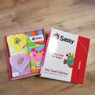 サッシー(Sassy)のSassyタオルセット(タオル/バス用品)