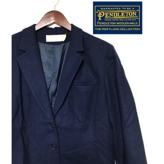 ペンドルトン(PENDLETON)のペンドルトン ヴィンテージテーラードジャケット(テーラードジャケット)