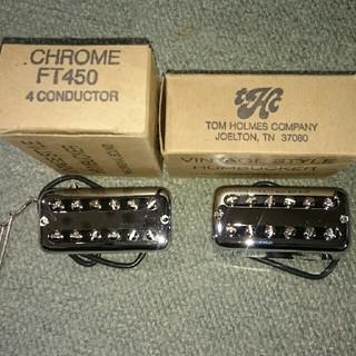 ギター用ピックアップ TOM HOMES FT450cr(パーツ)