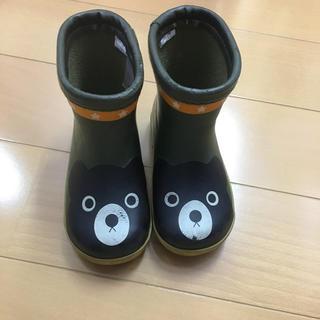 ダブルビー(DOUBLE.B)のダブルB 長靴 レインブーツ14センチ (長靴/レインシューズ)