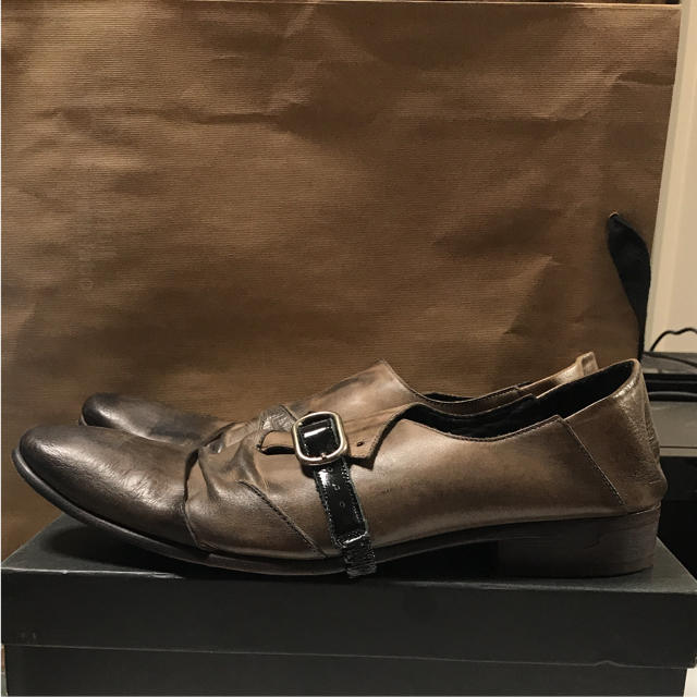 alfredoBANNISTER(アルフレッドバニスター)のアルフレッドバニスター 革靴 メンズの靴/シューズ(ドレス/ビジネス)の商品写真