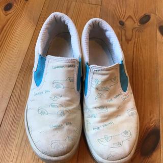 アディダス(adidas)のadidas スリッポン 23.5センチ(スリッポン/モカシン)