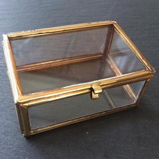 ガラスケース リングピロー Lサイズ(リングピロー)