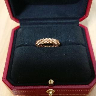ティファニー(Tiffany & Co.)の値下げ ティファニー メッシュリング(リング(指輪))