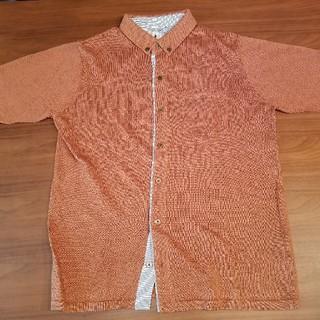 ティーケー(TK)の半袖ニットシャツ(TK)(Tシャツ/カットソー(半袖/袖なし))