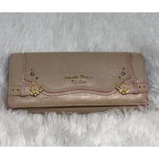 サマンサタバサプチチョイス(Samantha Thavasa Petit Choice)のサマンサタバサ  プチチョイスのピンクの長財布(財布)