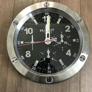 ウブロ(HUBLOT)のHUBLOT ウブロ 掛時計 非売品 中古美品 (腕時計(アナログ))