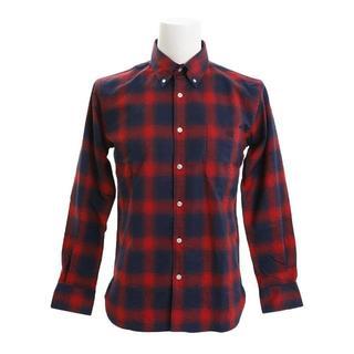 カンタベリー(CANTERBURY)の新品カンタベリーBDシャツ定価¥10584 M、L(その他)